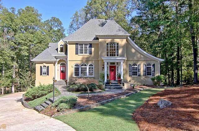 1002 Mickleton Ln, Peachtree City, GA 30269 (MLS #8791867) :: Keller Williams Realty Atlanta Partners
