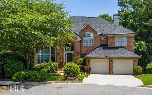 230 Edwardton Ct, Roswell, GA 30076 (MLS #8791890) :: Buffington Real Estate Group