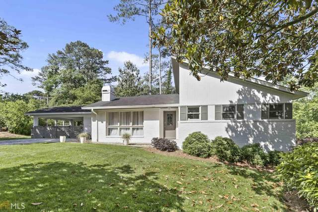 1624 Peachtree Battle Ave, Atlanta, GA 30327 (MLS #8791969) :: RE/MAX Eagle Creek Realty