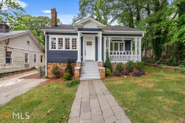 1285 Greenwich Street Sw, Atlanta, GA 30310 (MLS #8792047) :: Bonds Realty Group Keller Williams Realty - Atlanta Partners