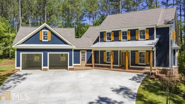 1640 Club Dr, Greensboro, GA 30642 (MLS #8792085) :: Team Cozart