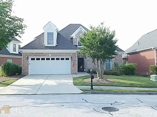 2105 Hickory Station Circle, Snellville, GA 30078 (MLS #8792199) :: Buffington Real Estate Group