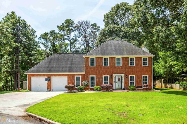 107 Hunters Ridge Road, Warner Robins, GA 31093 (MLS #8792209) :: Buffington Real Estate Group