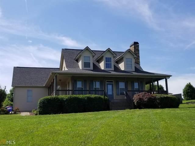 2880 Lothridge Road, Cleveland, GA 30528 (MLS #8792238) :: Athens Georgia Homes