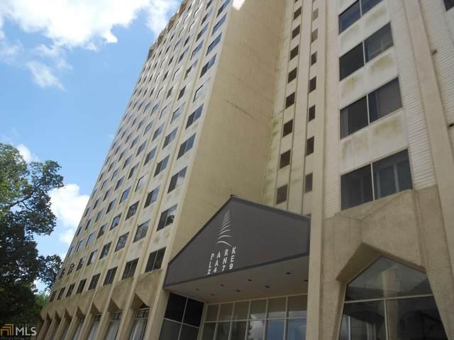 2479 Peachtree Rd #814, Atlanta, GA 30305 (MLS #8792266) :: BHGRE Metro Brokers