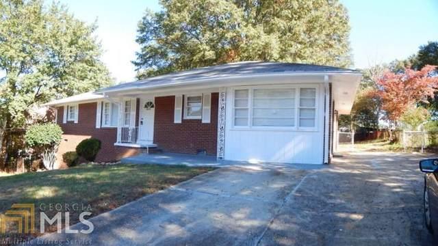 6045 Dodgen Road, MABELTON, GA 30126 (MLS #8792290) :: Buffington Real Estate Group