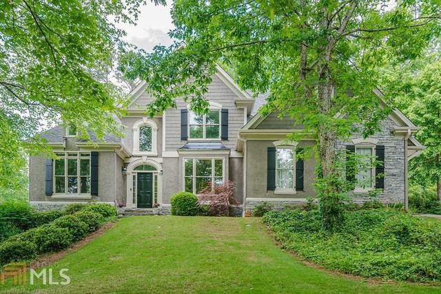 4814 Registry Drive, Kennesaw, GA 30152 (MLS #8792295) :: Buffington Real Estate Group