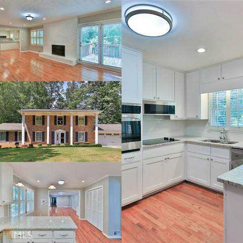 2829 Blue Grass Ln, Decatur, GA 30034 (MLS #8792420) :: The Heyl Group at Keller Williams