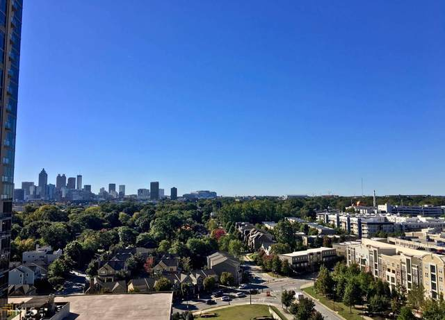 361 17th St #1217, Atlanta, GA 30363 (MLS #8792424) :: RE/MAX Eagle Creek Realty