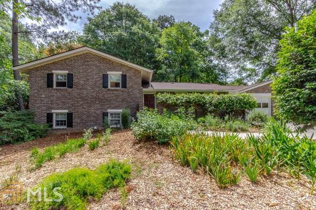 407 Willow Rd, Peachtree City, GA 30269 (MLS #8792519) :: Tim Stout and Associates