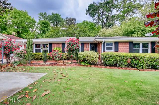 4505 Wieuca Rd Ne, Atlanta, GA 30342 (MLS #8792529) :: Bonds Realty Group Keller Williams Realty - Atlanta Partners