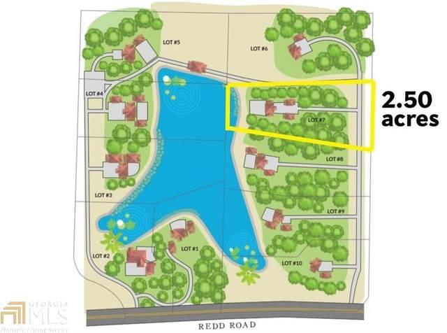 1630 Redd Rd #7, Milton, GA 30004 (MLS #8792577) :: The Heyl Group at Keller Williams