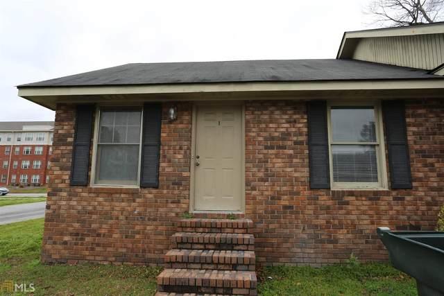 1807 & 100 1807 Chandler Road & 100 Lanier Dr, Statesboro, GA 30458 (MLS #8792590) :: The Heyl Group at Keller Williams