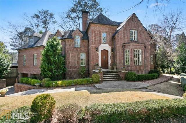3451 Habersham Rd, Atlanta, GA 30305 (MLS #8792599) :: RE/MAX Eagle Creek Realty