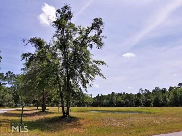 Lot 721 Cooper's Point, Townsend, GA 31331 (MLS #8792742) :: RE/MAX Eagle Creek Realty