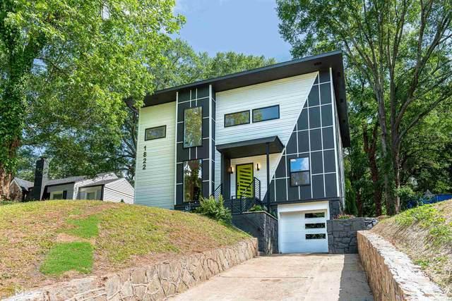 1822 Avon Ave Sw, Atlanta, GA 30311 (MLS #8792745) :: Bonds Realty Group Keller Williams Realty - Atlanta Partners