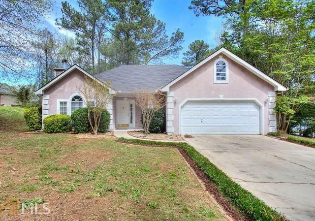 7266 Monterey Ave, Lithonia, GA 30058 (MLS #8792758) :: Scott Fine Homes at Keller Williams First Atlanta