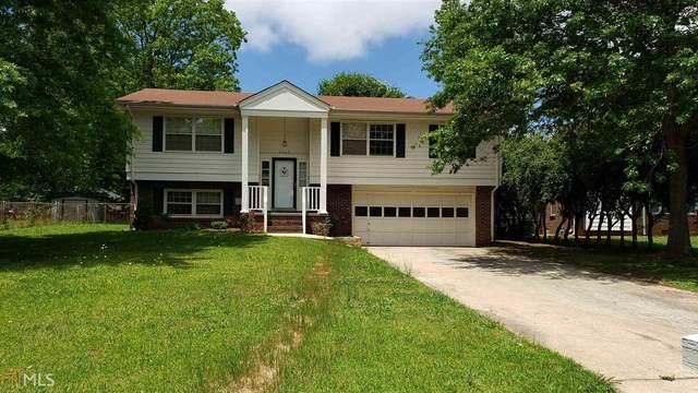 6025 Danbury Dr, Morrow, GA 30260 (MLS #8792799) :: Buffington Real Estate Group