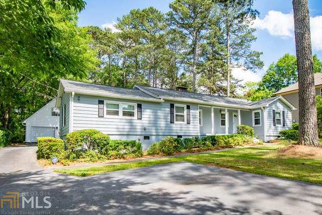 2603 Clairmont Road Ne, Atlanta, GA 30329 (MLS #8792810) :: Scott Fine Homes at Keller Williams First Atlanta