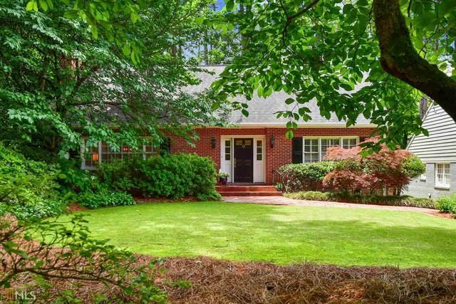 956 Clifton Road, Atlanta, GA 30307 (MLS #8792830) :: Scott Fine Homes at Keller Williams First Atlanta