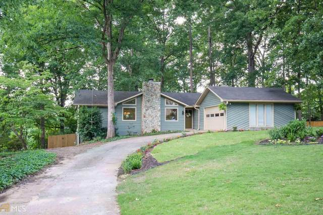 2076 Lake Ridge Ter, Lawrenceville, GA 30043 (MLS #8792838) :: Buffington Real Estate Group