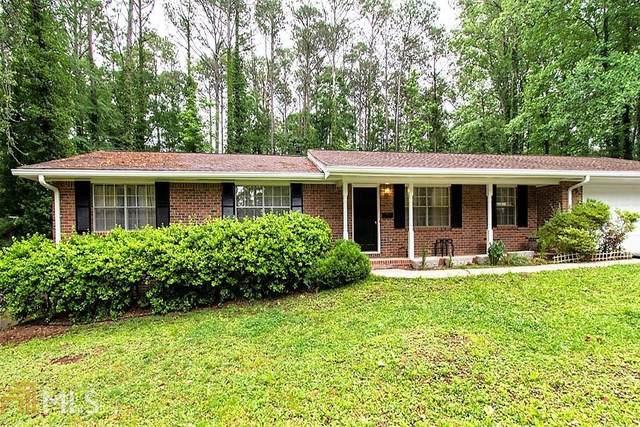 872 Pinecrest Terrace Sw, Lilburn, GA 30047 (MLS #8792840) :: Buffington Real Estate Group