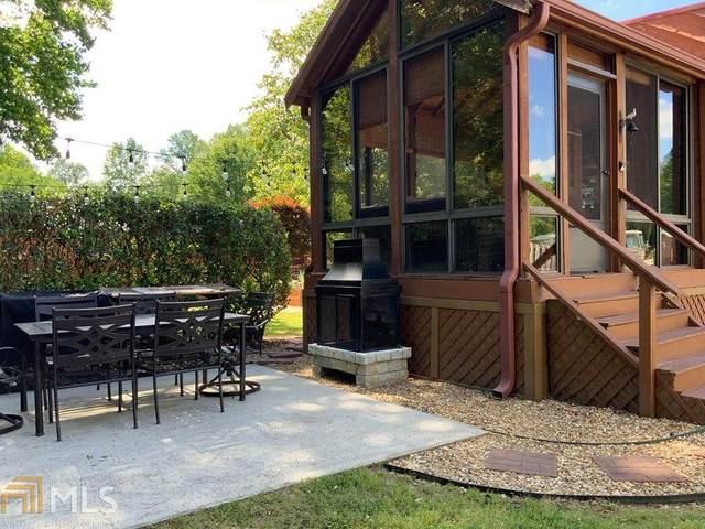 503 Elkmont Trail #68, Cleveland, GA 30528 (MLS #8792877) :: Buffington Real Estate Group