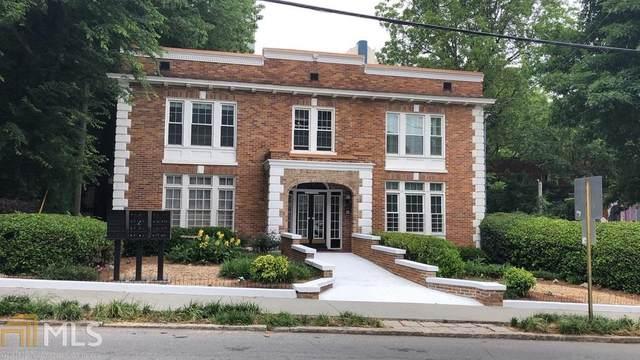 242 12th Street Ne #16, Atlanta, GA 30309 (MLS #8792886) :: BHGRE Metro Brokers
