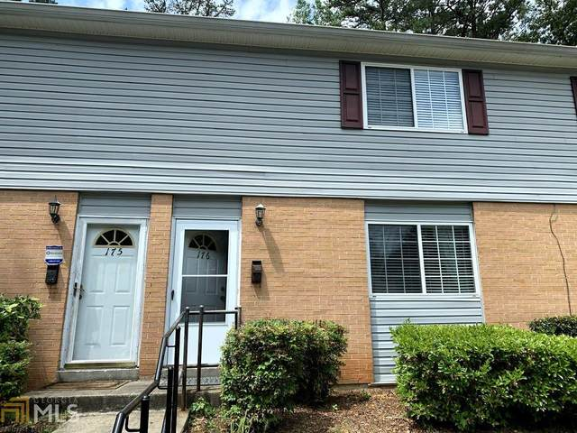 405 Fairburn Road #176, Atlanta, GA 30331 (MLS #8792948) :: The Heyl Group at Keller Williams
