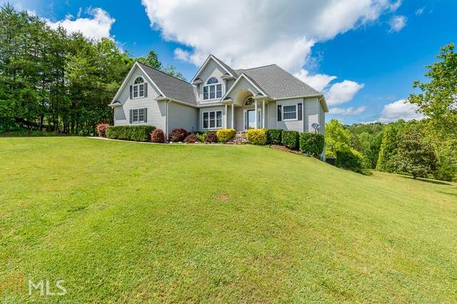 258 Stonebrook Trail, Cleveland, GA 30528 (MLS #8792953) :: Buffington Real Estate Group