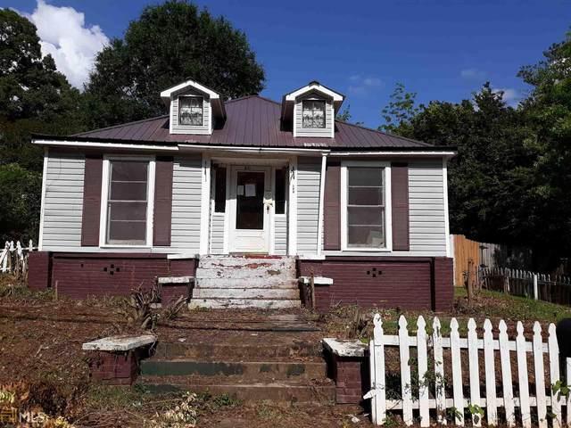 611 Murphy Av, Lagrange, GA 30240 (MLS #8792969) :: The Heyl Group at Keller Williams