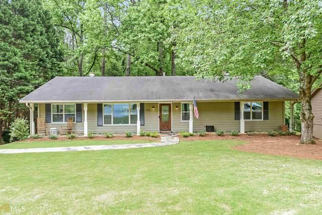 4539 Leonora, Tucker, GA 30084 (MLS #8792975) :: Scott Fine Homes at Keller Williams First Atlanta