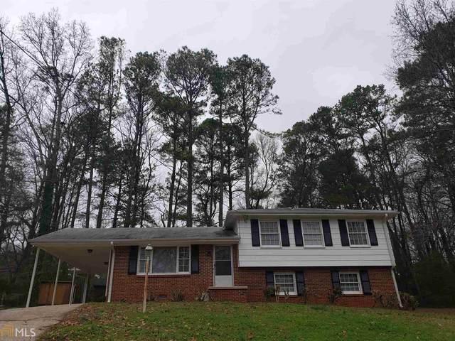 6436 King George Way, Morrow, GA 30260 (MLS #8793018) :: Scott Fine Homes at Keller Williams First Atlanta