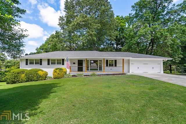 2325 Elmwood Drive Se, Atlanta, GA 30339 (MLS #8793051) :: Bonds Realty Group Keller Williams Realty - Atlanta Partners