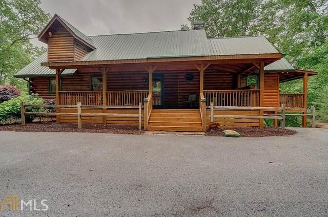 105 Ranch Mountain Ct, Dahlonega, GA 30533 (MLS #8793129) :: The Heyl Group at Keller Williams