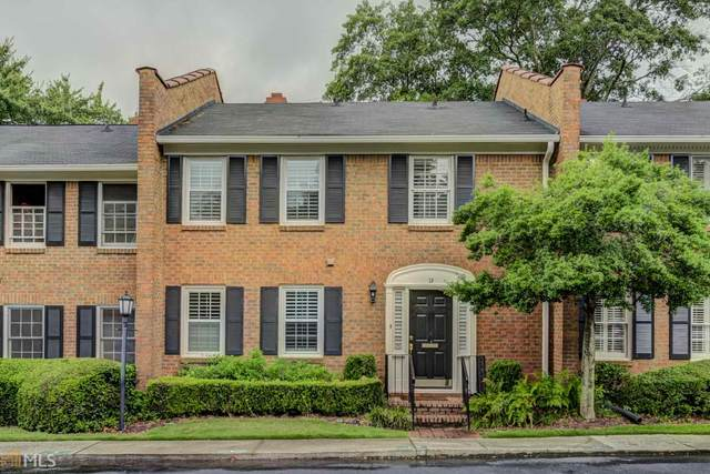 4620 Wieuca Rd #13, Atlanta, GA 30342 (MLS #8793181) :: The Heyl Group at Keller Williams