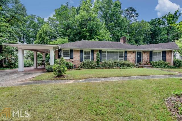 302 Old Ivy Rd None, Atlanta, GA 30342 (MLS #8793200) :: RE/MAX Eagle Creek Realty