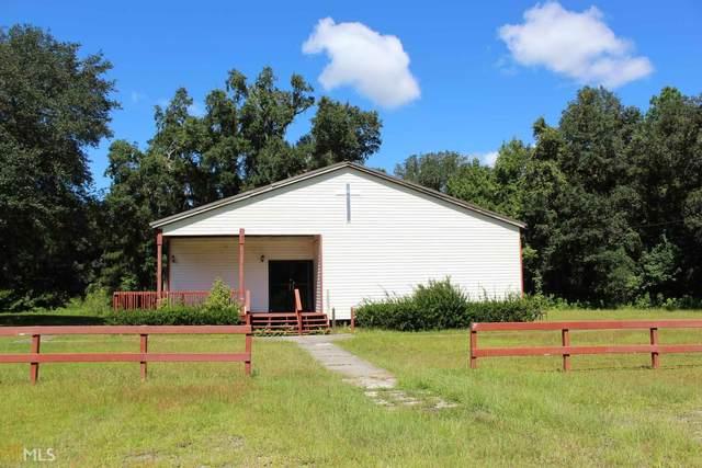 141 Harrietts Bluff #14, Woodbine, GA 31569 (MLS #8793340) :: Military Realty