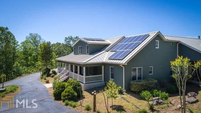 508 Paradise Valley, Cleveland, GA 30528 (MLS #8793405) :: Bonds Realty Group Keller Williams Realty - Atlanta Partners
