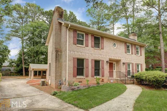 9128 Carroll Manor Dr None, Atlanta, GA 30350 (MLS #8793437) :: Bonds Realty Group Keller Williams Realty - Atlanta Partners