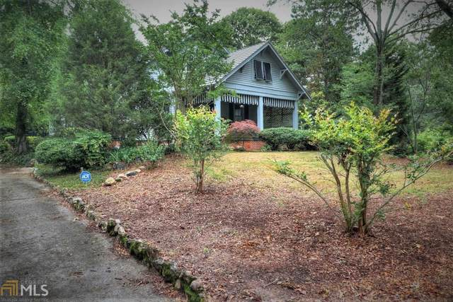 524 Forsyth St, Barnesville, GA 30204 (MLS #8793445) :: Tommy Allen Real Estate