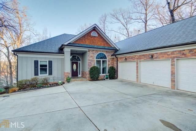 6595 Happy Hollow Trl, Gainesville, GA 30506 (MLS #8793484) :: Team Cozart