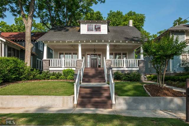 107 2Nd Ave None, Decatur, GA 30030 (MLS #8793551) :: Bonds Realty Group Keller Williams Realty - Atlanta Partners