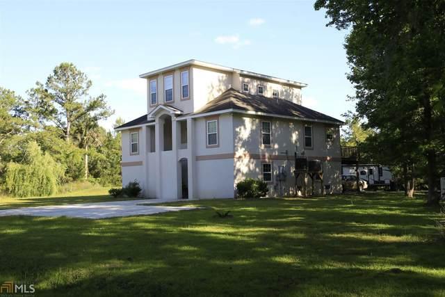 110 Charlois, Brunswick, GA 31523 (MLS #8793615) :: Lakeshore Real Estate Inc.