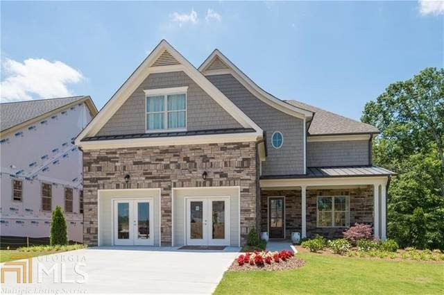 5955 Overlook Club Cir None, Suwanee, GA 30024 (MLS #8793616) :: Military Realty