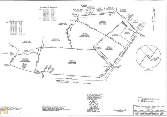 0 Highway 82 None, Jefferson, GA 30549 (MLS #8793736) :: Buffington Real Estate Group