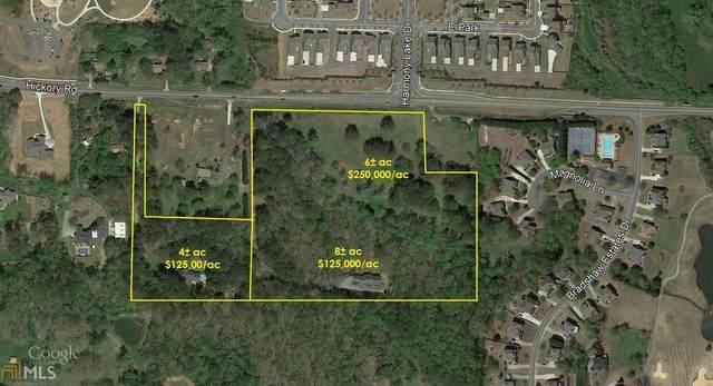 2866 Hickory Rd Land, Canton, GA 30115 (MLS #8793747) :: AF Realty Group