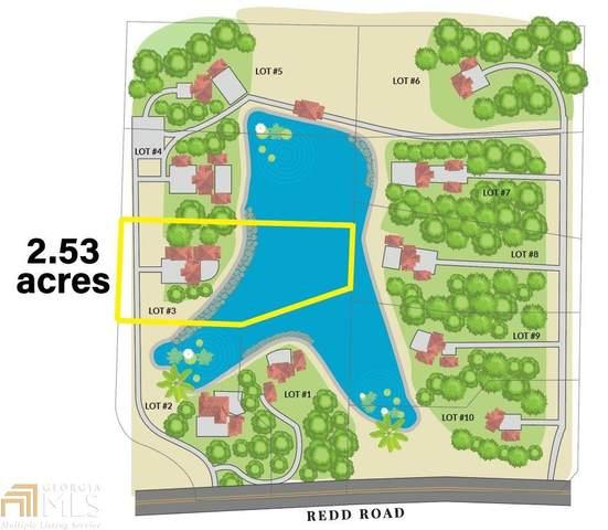 1550 Redd Rd #3, Milton, GA 30004 (MLS #8793748) :: The Heyl Group at Keller Williams
