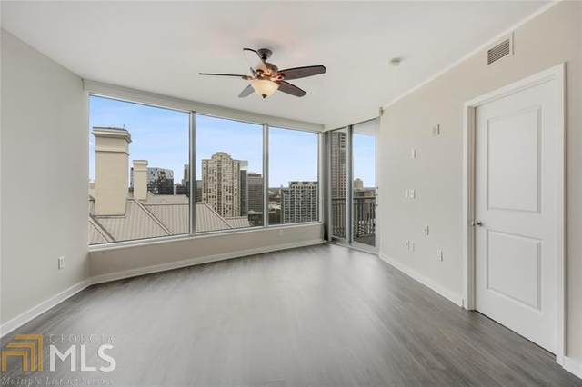 3338 Peachtree Road #2604, Atlanta, GA 30326 (MLS #8793765) :: The Heyl Group at Keller Williams