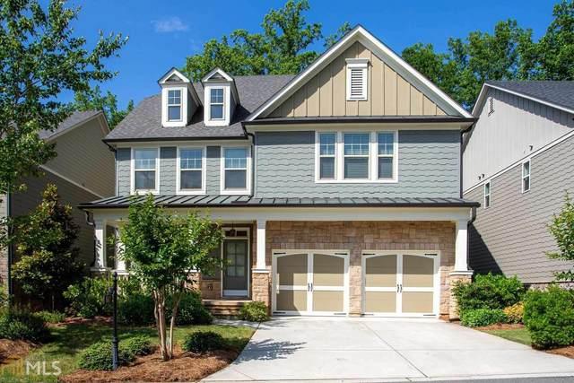 647 Creswell Park, Smyrna, GA 30082 (MLS #8793925) :: Bonds Realty Group Keller Williams Realty - Atlanta Partners